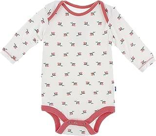 Kickee Pants Baby Girls' Print L/S One Piece Prd-kp0116-pq