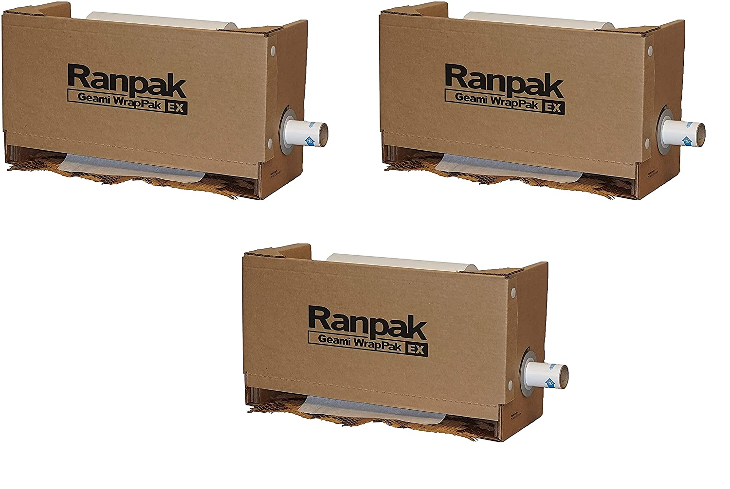 A surprise price is realized Ranpak Geami WrapPak EX 750' 40% OFF Cheap Sale Sustainable P 14