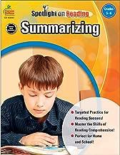 Summarizing, Grades 5 - 6 (Spotlight on Reading)