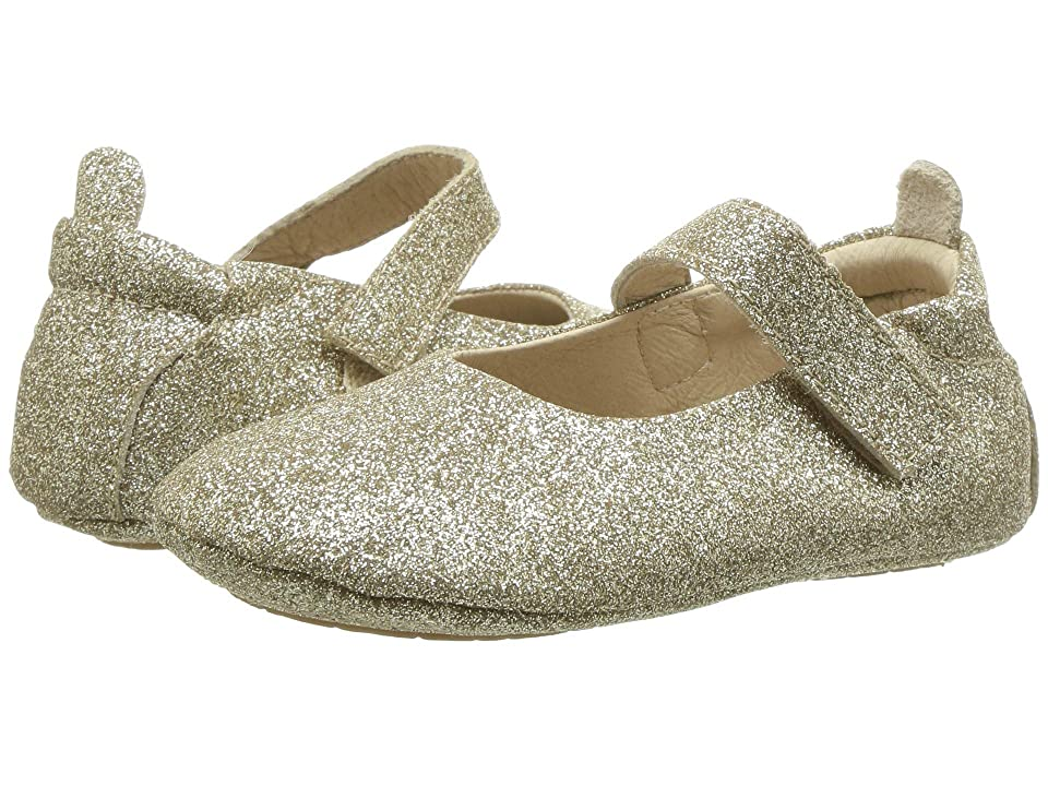Old Soles Gabrielle (Infant/Toddler) (Gold Glam) Girls Shoes