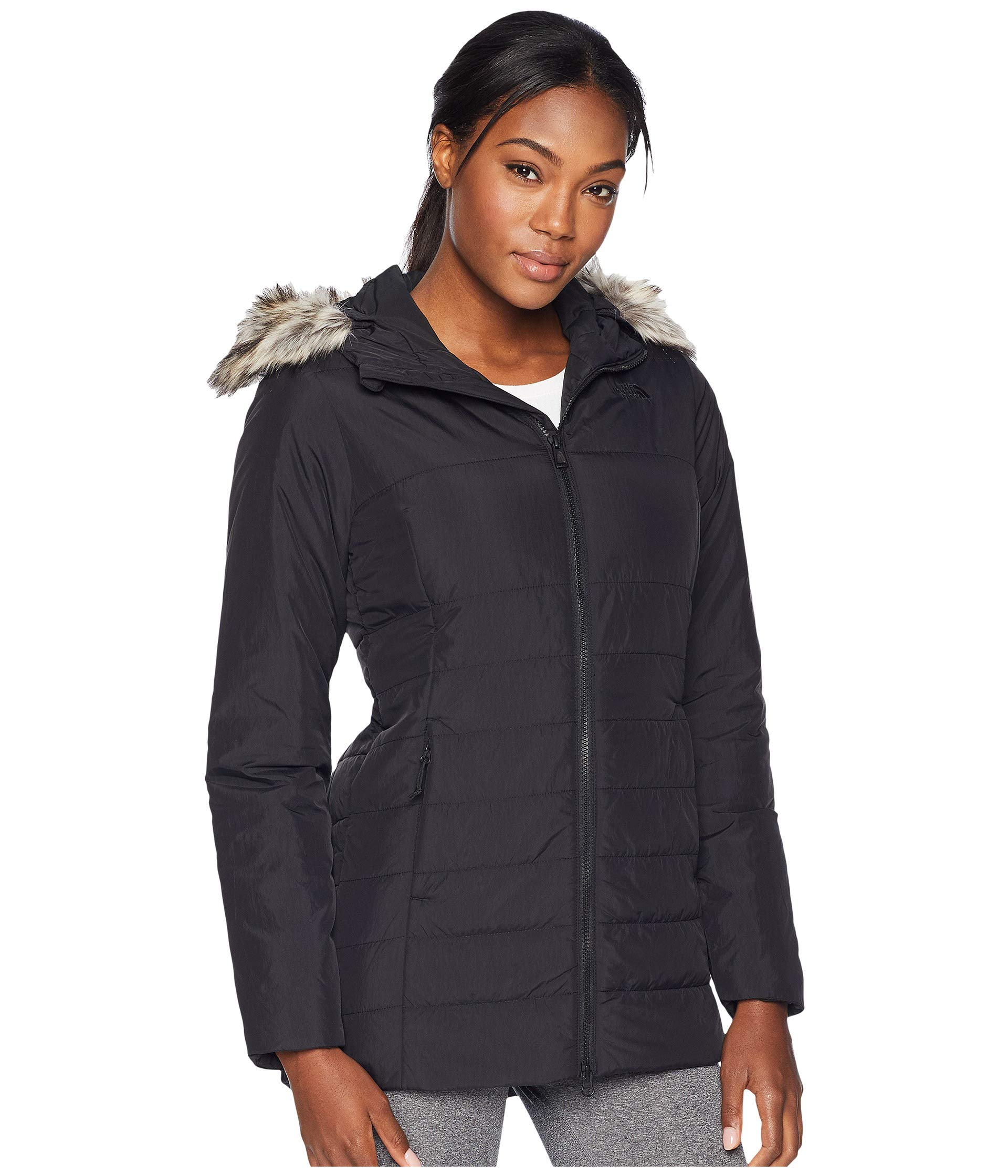 Tnf Face North Parka Black Harway Insulated The dOXxqww