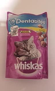 Whiskas Dentabites Treats with Chicken - 50 gm