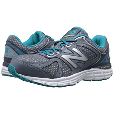 New Balance 560v6 (Grey/Silver/Sea Glass) Women