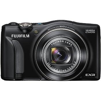 FUJIFILM デジタルカメラ FinePix F800EXR ブラック F FX-F800EXR B