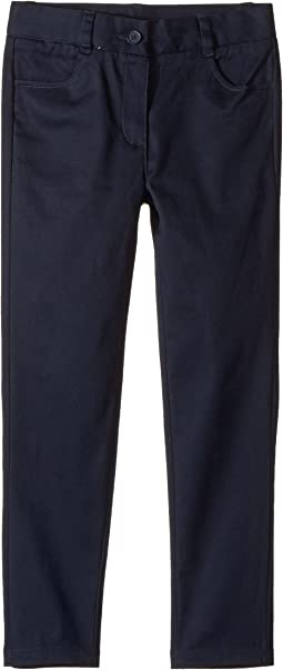 Twill Ankle Biter Pants (Big Kids)