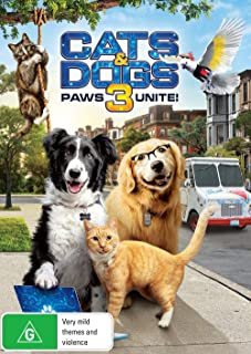 Cats & Dogs 3: Paws Unite (DVD)