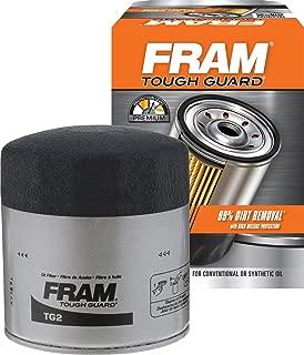 FRAM TG2 Tough Guard Passenger Car Spin-On Oil Filter