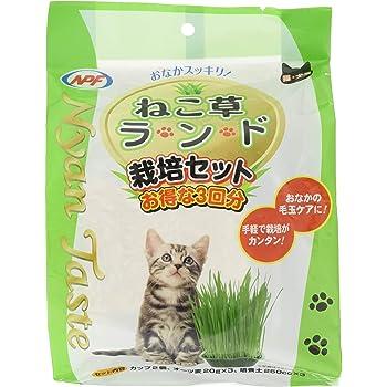 ナチュラルペットフーズ NyanTaste ねこ草ランド 栽培セット