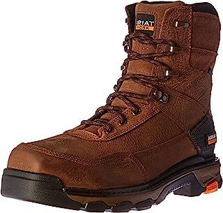 """ARIAT Men's Intrepid 8"""" H2o Composite Toe Work Boot"""