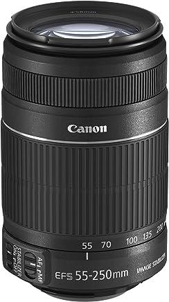 Canon EFS 55-250mm f/4.0-5.6 IS II Telephoto Zoom Lens Digital SLR Cameras - Versión Internacional