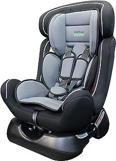 ORIDENT Auto Kindersitz BABYSCHALE BXS 0 bis 25 kg Gruppe-012 nach Norm ECE 44-04 Schwarz-Grau