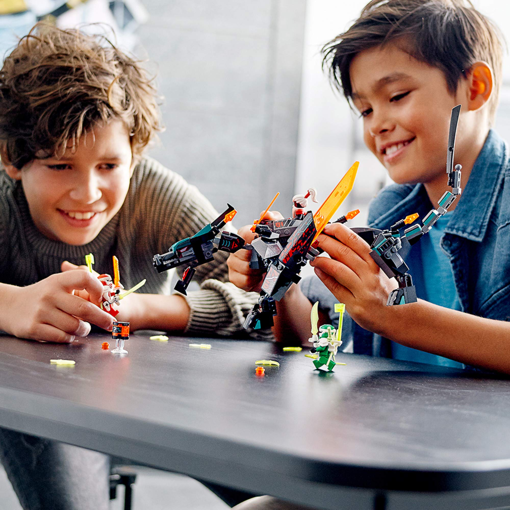 Lego 71713 NINJAGO Empire Dragon Ninja Toy Building Kit 286 pcs NEW in HAND