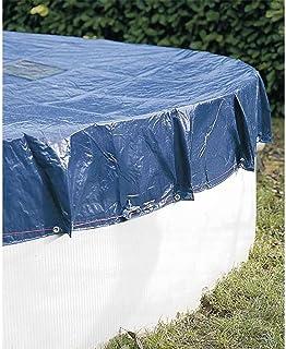 Provence Outillage 2515 - Lona (6 m de diámetro, para piscina redonda de 5,40 m de diámetro)