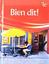 Bien dit!: Student Edition Level 1 2018 (French Edition)