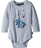 Rock Your Baby - Be Fierce Bodysuit (Infant)