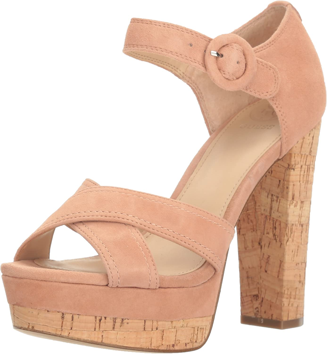 GUESS Limited Popular product Special Price Women's Parris Heeled Sandal