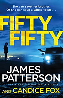Fifty Fifty: (Harriet Blue 2) (Detective Harriet Blue Series) (English Edition)
