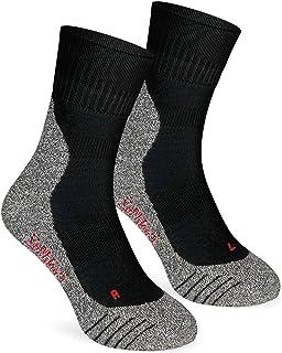 ORIGINAL BASICS, Coolmax - Calcetines deportivos para hombre y mujer (2-8 pares)