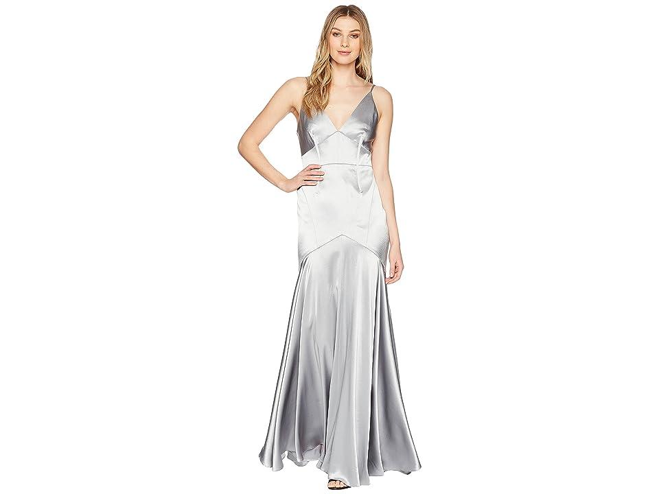 JILL JILL STUART Corset Detail Gown (Mercury) Women