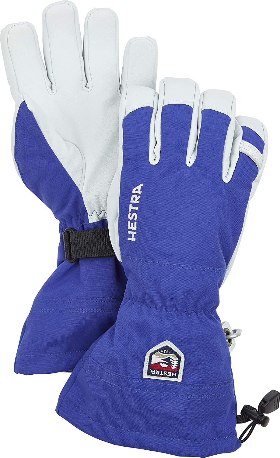 Under blast sales Hestra Army Leather Heli Ski Cheap mail order shopping 5-Finger - Classic Glove Snow