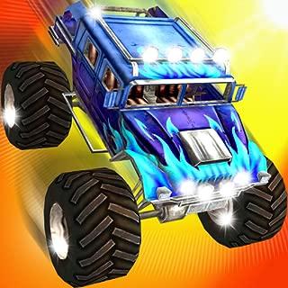 Monster Truck Stunt Speed Race (Premium)