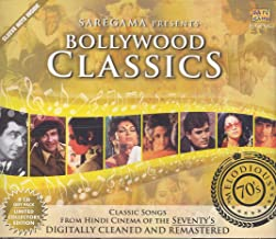 Bollywood Classics - Melodious 70s 60 Classic Songs from Hindi Films / Bollywood Movies / Indian Cinema Gift Pack