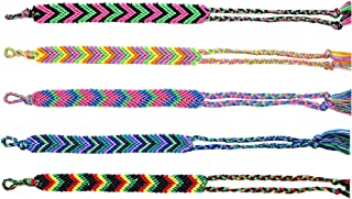 usa friendship bracelet pattern