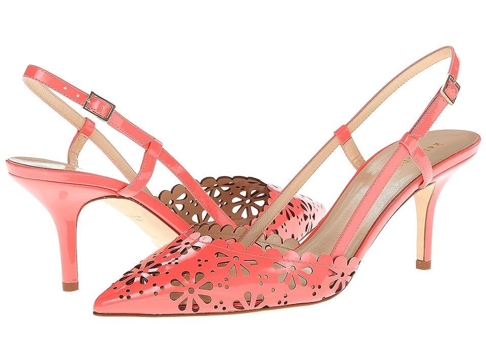 Kate Spade New York Jasmina (Geranium Patent) High Heels
