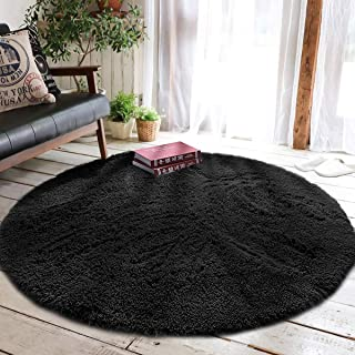 Best purple black and white rug Reviews