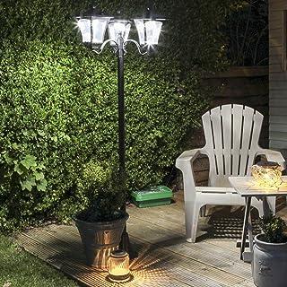 Amazon.fr : lampadaire solaire exterieur