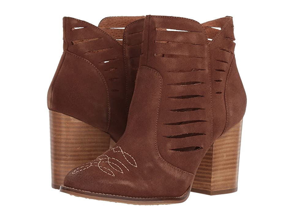 Ariat Unbridled Adriana (Whiskey Suede) Women