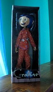 Blue NECA 49503 Coraline Fashion Doll Yellow