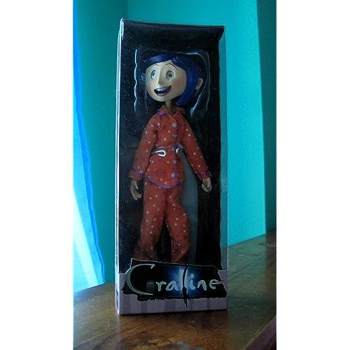Coraline Doll: Amazon com