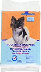 Coastal Pet Products DCP18807 7-Pack Advance Dog Housebreaking Pad with Turbo Dry