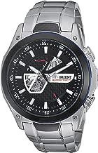 Orient Men's SDA05001B0 SpeedTech Automatic Analog Display Japanese Automatic Silver Watch