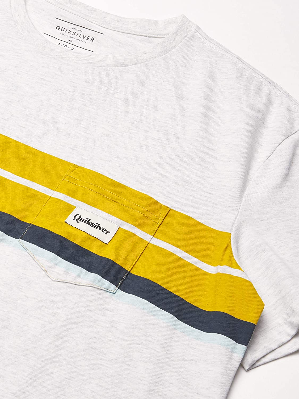 Quiksilver Men's Anzio Short Sleeve Knit: Clothing