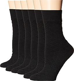 Trouser Socks - 6 pack