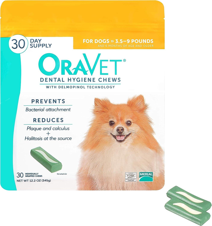 Merial 710051011030 Oravet Dental Chew (30 Count), XSmall