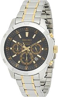 Seiko Chronograph Men Silver Watch - SKS609P1