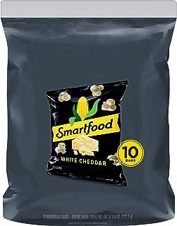 Smartfood Popcorn, White Cheddar, 0.625 bags (10 Pack)