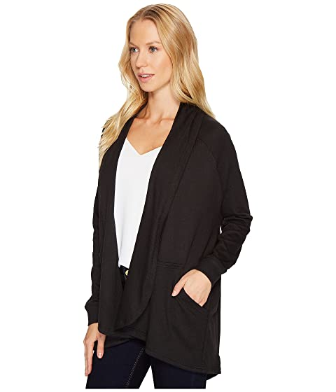 Zen Alternativo Knit Heavy Vintage Wrap Negro q8q7YU