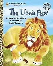 The Lion من Paw (القليل من Golden كتاب)