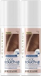 Best chic auburn brown hair color Reviews
