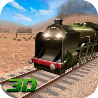 Steam Train Simulator 3D