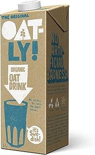 Oatly - Organic Oat Drink - 1L