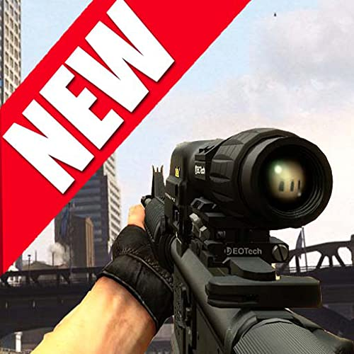 Sniper Shooter Force 3D - Top Shooting Games