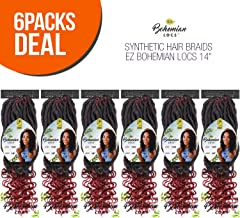 MULTI PACK DEALS! Innocence Hair Synthetic Hair Braids EZ Bohemian Locs 14