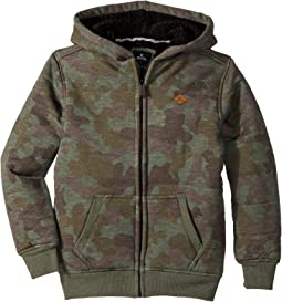 Rip Curl Kids - Destination Sherpa Fleece (Big Kids)