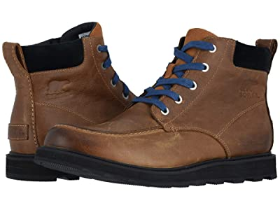 SOREL Madson Moc Toe Waterproof (Elk) Men