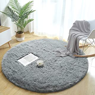 Terrug Fluffy Area Rug for Bedroom Living Room,Soft...